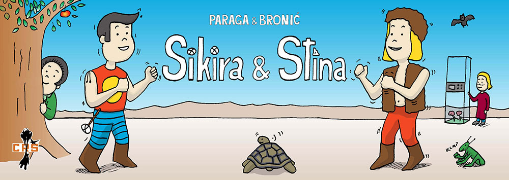 Sikira i Stina